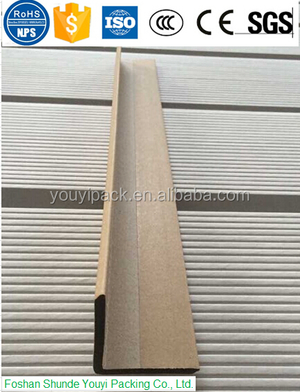 Pallet Corner Protector, Paper Edge Protector, Paper Angle Bead for packing protection