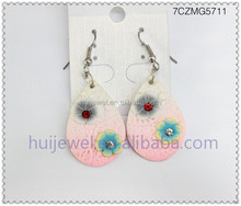wholesale fashion jewelry polymer clay earring