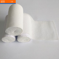 Non Sterile or Sterile Medical Disposable Gauze Bandage