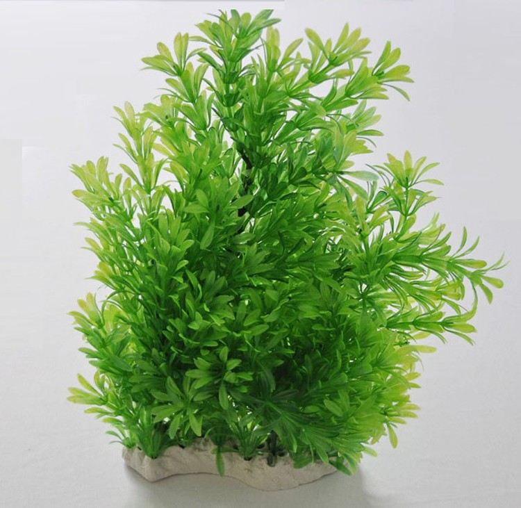Fish tank decoration beautiful aquarium plant tweezers