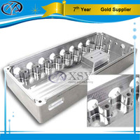 XSY customized electronic metal project enclosure box as per drawing