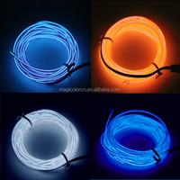 Muti-color Flex Neon Wire EL Lighter
