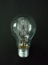 energy saving new product made in china metal grade C a60 e27/b22 18w halogen lighting bulb