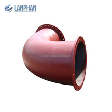 china top supplier elbow pipe bend pipe joint with ce confirmed