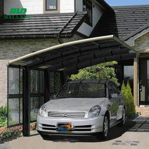 cheap carports/aluminum carport/attached metal carports