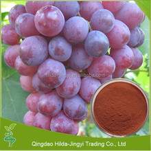 100% natural grape seed extract/grape seed powder(proanthocyanidins)