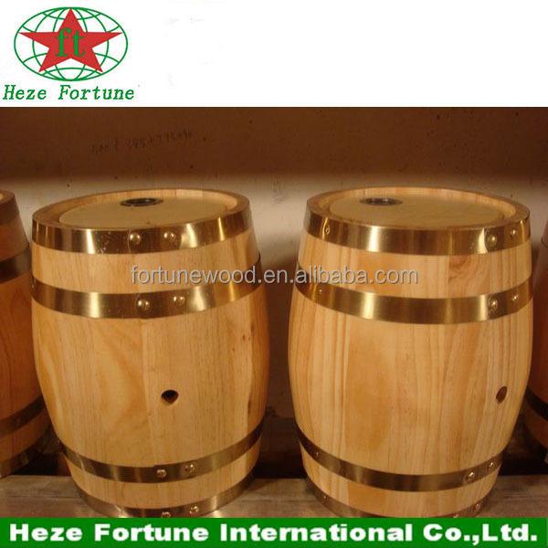 popular decorative pine wooden mini wine barrel buy mini. Black Bedroom Furniture Sets. Home Design Ideas
