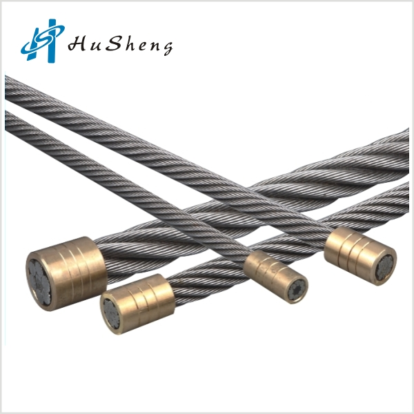 TESAC Elevator wire rope with fibre core, wire ropes, steel wire rope