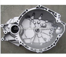 Aluminum die casting auto spare parts car engine shell