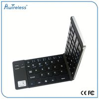 Portable Ultra Slim Mini Wireless Bluetooth folding Keyboard For Windows Android IOS PC