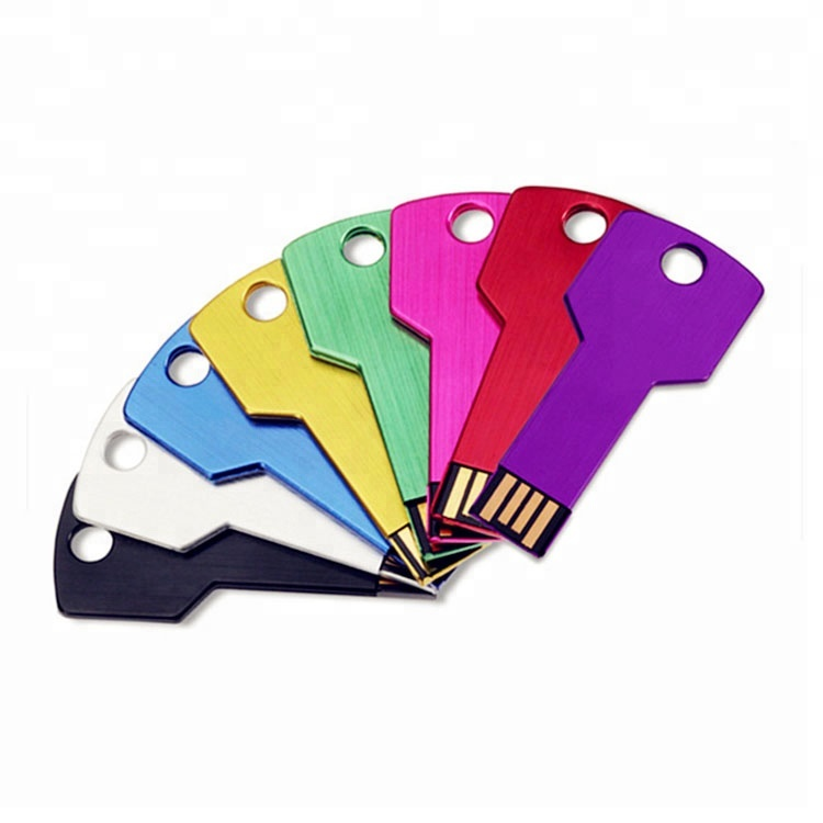 4 8 16 32 64 128 Gb Custom Stick Pendrive Key Usb Flash Drive