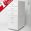 office furniture General Use Metal 5 Drawer Filing Cabinet