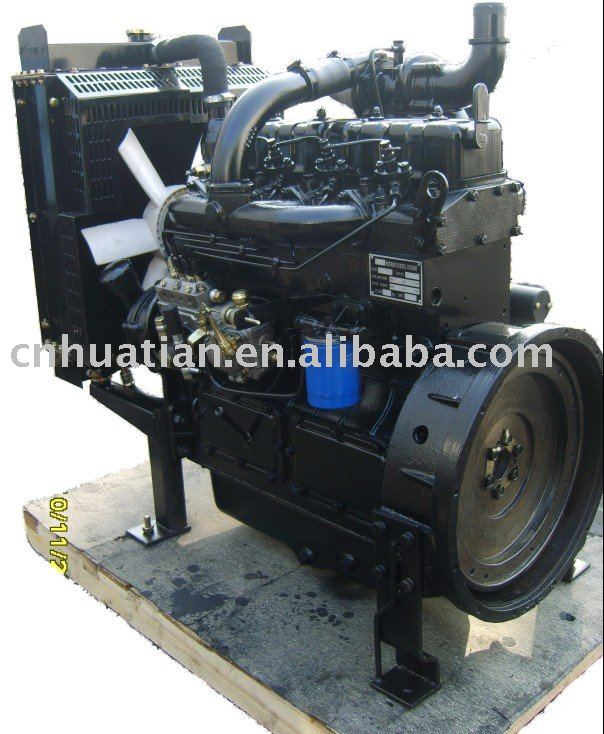 Weifang Engine K4100ZD 41kw
