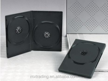China dvd cd case manufacturer 14 mm plastic dvd case