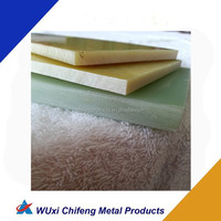 Buy Epoxy Glass laminated Fabric Base Sheet G10 / FR-4 /3240 on sales promotion