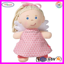 A925 My Best Friend Ginni Rag Doll Stuffed Soft Girl Doll Ginni
