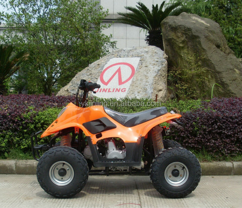 JLA-02-01-7A 90cc 50cc mini quad atv for kids 4 wheelers atv accessory hot sale in Dubai