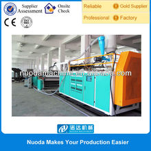 HDPE/ LDPE/ LLDPE PE blown stretch film cast extrusion machine line