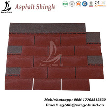 China supply factory directly sell coloured glaze Lightweight Lower Price mexico roofing shingles