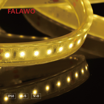 Falawo natural white 4000k smd 2216 new products neon decoration new digital ic p943 single flexible led stirps