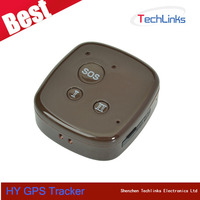 HY mini Real-time Location Monitoring GPS Tracking Device Motorcycle Electric Vehicle Anti-theft GPS Tracker