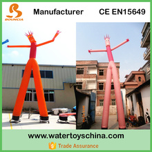 2 Leg Inflatable Air Dancer Toys For Advertising
