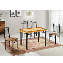 suar wood home furniture luxury royal dining table