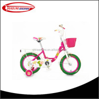 2016 New Hot Selling High Quality Kids Bike / Children Bicycle With 2 Training Wheel for 3-5years children