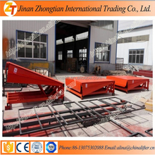 1-1.9m height Portable Loading Ramps, Forklift Docks for sale