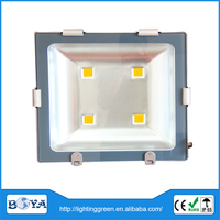 CRI> 80 Aluminum and Glass 3000 lumen 300 watt led flood light