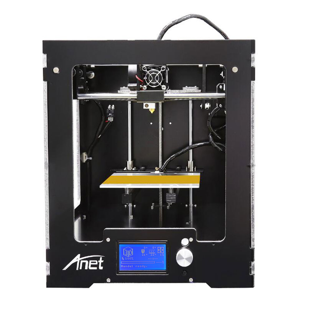 Factory Supply 3D DIY Printer ABS PLA Filament Digital 3D Printer for Entry Level