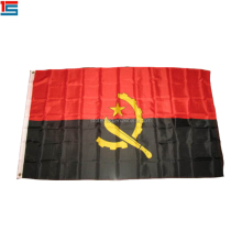 All kinds of country flag cheap custom Angola country flag