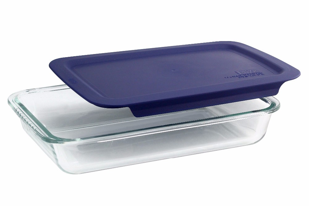 "9"" x 13""/13"" x 9""/9 by 13 Glass Baking Dish/Pan/Tray in Oven"