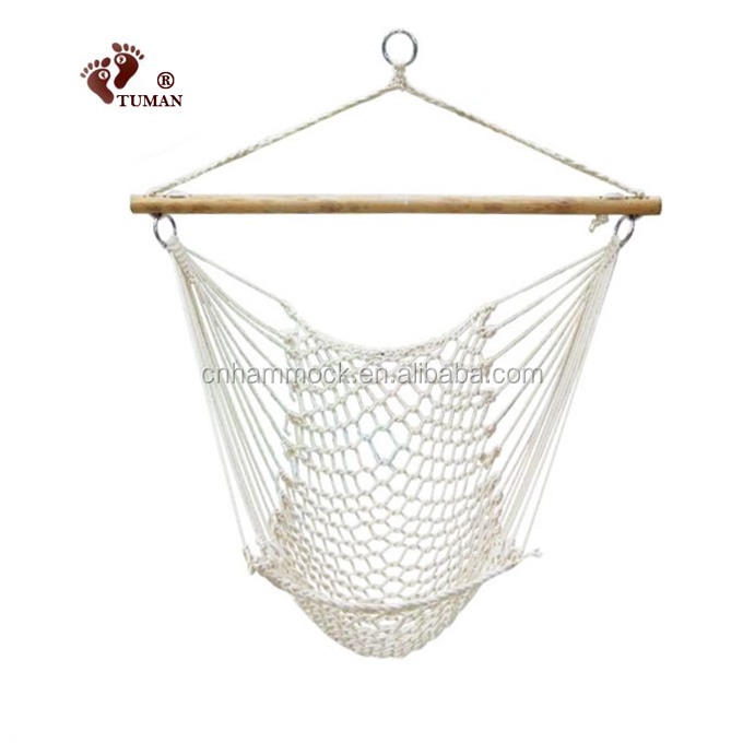indoor hanging chairs with cotton
