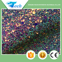 2017 new style 3d effect chunky glitter for hair bows