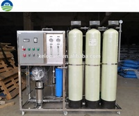 Industrial popular pure water production making machine equipment mini water ro plant for direct drinking with softener filter