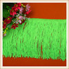 New fashion costum polyester elastic fringe lace