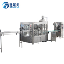 Fully Automatic Bottle Filling Machine For Carbonated Soft Drink / Soda Water