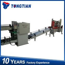 Pick and place carton packing machine