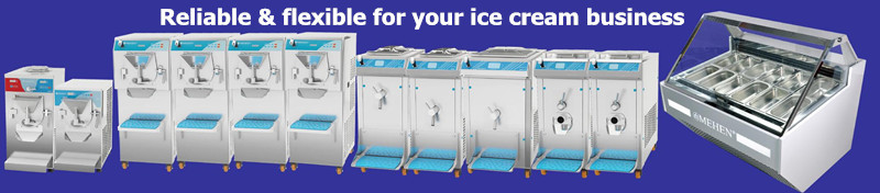 PLC Touchcreen Multi Program Batch Freezer Manufacturers