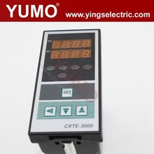 CXTE 3000 Series 96*48 J type relay Temperature Controllers SSR output 220V digital instrument to measure temperature