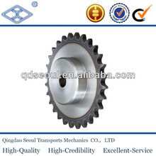 DIN 8187 ISO/R 606 material C45 weld on hub 08b-1 pitch 12.7 roller 8.51 18T roller chain sprocket 1/2*5/6