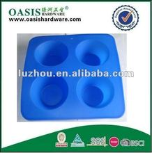 silicone cake mould/ice cube tray (LFGB)