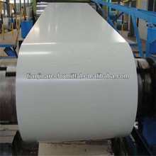 0.14-1.5mm Prepainted PPGI steel coil High compressive strength