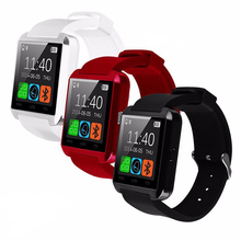 U8 Bluetooth Smart Watch Wrist Watch for iPhone 5s 6 6s Plus For Samsung S6 S5 Note 2 3 4 For HTC Android Phone Smart Watch OEM