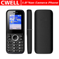 1.77 Inch Screen Dual SIM Card Low Price Non Camera Phone FM Radio