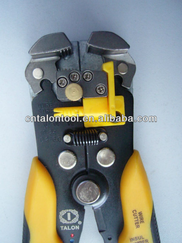 cable stripping tool for AWG22-10 automatic cable stripping tool alloy steel cable stripping tool