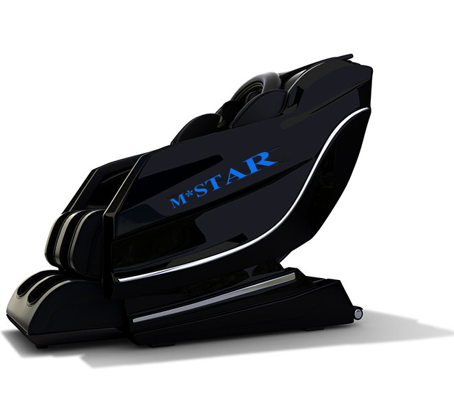 New L-track Luxury 3D Space Capsule Zero Gravity Massage Chair