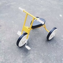 2016 retro bicycle product bike frame steel kids balance tricycle for 3 5 years old mini bikes for kids/