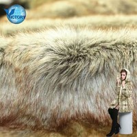 2016 New Design Laxurious High Quality Faux Fur for Garment